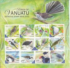 Nature Ni-Vanuatu Stamps 1980-Now