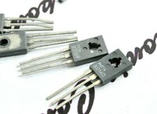 1Pair - PHILIPS BD139 + BD140 Transistor Genuine