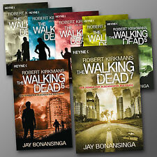 im SET: THE WALKING DEAD (Band 1-7) | Robert Kirkman | Romane zur Serie (Buch)