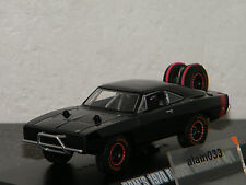 DODGE CHARGER R/T DOM'S 1970 Film FAST & FURIOUS GREENLIGHT 1:43 - 86232
