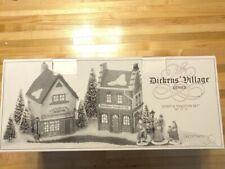 Start a Tradition Set 58327 Dept 56 Heritage Dickens' Village Series Retired
