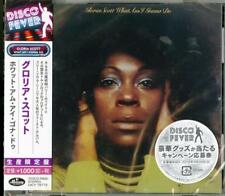 GLORIA SCOTT-WHAT AM I GONNA DO-JAPAN CD Ltd/Ed B63