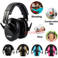 Foldable Noise Cancelling Ear Muffs Shooting Hearing Protection headphone Adjust