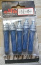 Elfa Easy Hang Shelving Wall Anchors - Set of 5 - New in Package