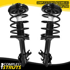 Front Quick Complete Struts & Coil Springs w/ Mounts for 02-03 Nissan Maxima x2
