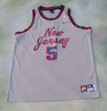 Vintage Nike NBA New Jersey Nets Jason Kidd  5 Jersey Size XXL. 98af673a7