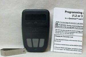NIB Wayne Dalton 3-Button Transmitter Part No. 309884 Model 3910 (303Mhz) NEW