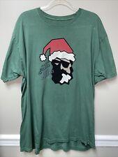 O'Neill Tee Shirt Men's XXL 2X Jingle Bells & Epic Swells Christmas Graphic