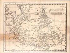 Copper Plate 1800-1899 Date Range Antique Atlas Maps