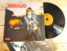 RENAUD MA GONZESSE LP 33T VINYLE EX COVER VG+ ORIGINAL 1979