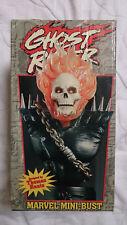 Marvel Comics Bowen Ghost Rider mini bust/statue with box VGC