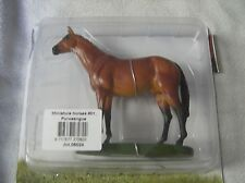 Miniature model horse Purosangue