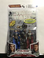 Star Wars Comic Pack Jaster Mereel Montross Legacy Entertainment Earth Exclusive
