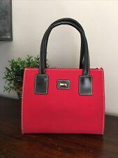 Tommy Hilfiger Small Purse Handbag Red Yellow Black