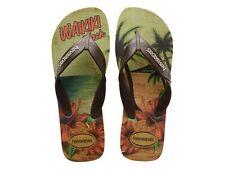 CIABATTE INFRADITO UOMO HAVAIANAS ESTATE 4000047 7980  SURF SAND GREY/ DARK BROW