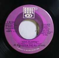 Soul 45 Jr. Walker & The All Stars - Soul Clappin / Peace And Understanding (Is