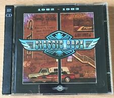 Time Life - Classic Rock 1982 - 1983 VGC 2CDs - FAST FREE UK POST TL559/06