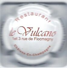 Capsule de champagne RUFFIN et Fils Restaurant Le VULCANO N°49