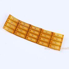 20x Intel LGA 771 To 775 Sockel mod Adaptateur Autocollant Xeon Core 2 QUAD CPU QX9770