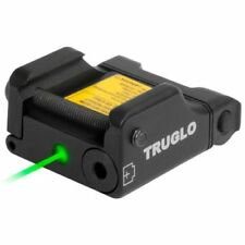TruGlo TG7630G Micro-Tac Green Laser Sight Tactical Pistol Handgun Picatinny