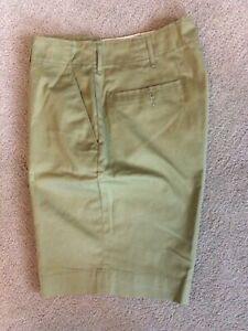Vintage BSA Boy Scout Uniform Khaki Shorts