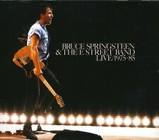 Live in Concert 1975 - 85 Bruce Springsteen & The Street Band Audio CD