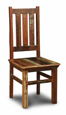 Living Room Furniture Reclaimed Indian Sheesham Dining Chair (rf11)