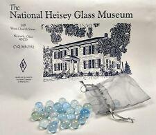 Heisey Glass Marbles (Regular Set)