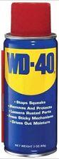 WD40 100ML LUBRICATION STOPS SQUEEKS CLEANS CAR VAN GARAGE DOORS BIKES