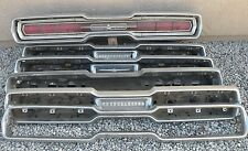 X THUNDERBIRD BACK REAR NEW TRIPLE CHROME PLATED BUMPER 64-66 1964-1966 FORD OEM