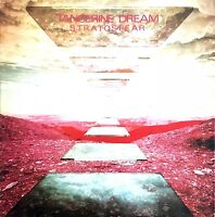 Tangerine Dream LP Stratosfear - France (VG+/EX)