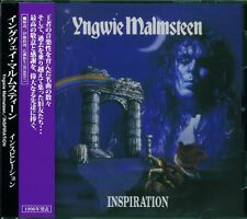 YNGWIE MALMSTEEN INSPIRATION JAPAN 2013 RMST CD - JEFF SOTO - JOE LYNN TURNER