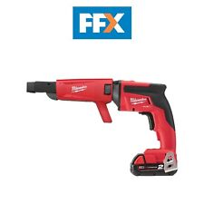 Milwaukee M18FSGC-202X 18v 2x2ah Li-ion Drywall Screwgun with Collated Attachmen
