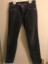 Miss SIxty Black Skinny Jeans Style Judy SIZE 27