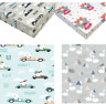 Baby Nursery Pure Cotton Fitted Sheet 120x60cm New!