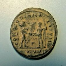 Diocletian bold coin very nice
