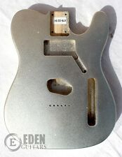 Eden Standard Series Paulownia Body for Tele Guitar Silver Sparkle