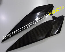 Carbon Fiber Tank Side Covers Panels For Yamaha YZF R1 2007 2008 YZF-R1 07 08