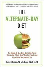"""NEW - THE ALTERNATE DAY DIET BOOK - TURN ON YOUR """"SKINNY GENE"""" AND SHED POUNDS!!"""