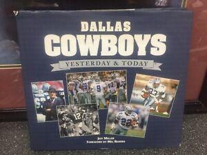 Dallas Cowboys yesterday & today Football Book