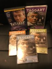Taggart 15 DVDs Set Root Evil Eye, Hit Man,Death Dishonor,Death Call