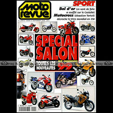 MOTO REVUE N°3343 BMW R 1100 S & K 1200 LT YAMAHA YZF R7 OW 02 R6 BOL D'OR 98