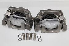 2 X Trojan Hydraulic Brake Caliper Stainless Steel Disc Boat Trailer Pair 993483