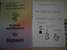 Noten - 30 Kinderlieder für Keyboard