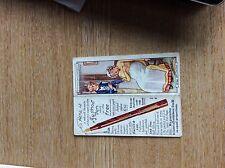 M12c Ty-phoo typhoo Tea card the story of david copperfield no 29