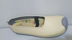 Women's Midwest Garden Clogs Taupe Mary Janes US SIze 7
