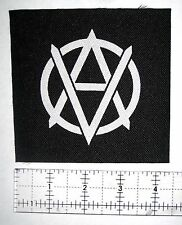 Vegan Anarchism Punk Patch Animal Liberation Front Anarchy Anarcho Vegetarian