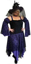 Costumi e travestimenti viola per carnevale e teatro da donna dal Regno Unito