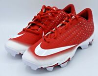 Nike Vapor Ultrafly 2 Keystone Baseball Cleats Red Men's Size 7 AO7945-600 NEW