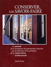 Conserver Un Savoir-Faire (French Edition)